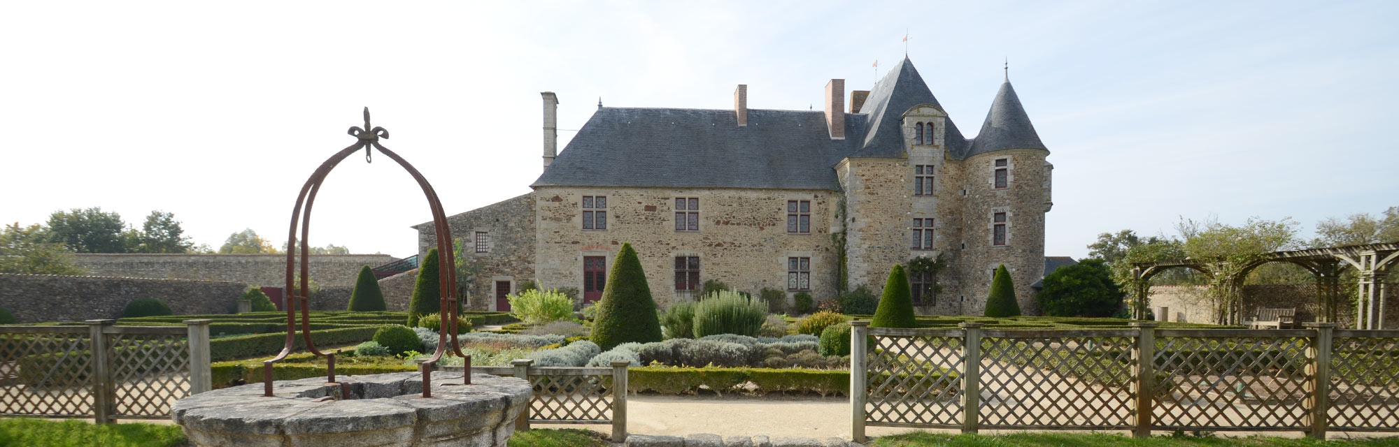 The Logis de la Chabotterie