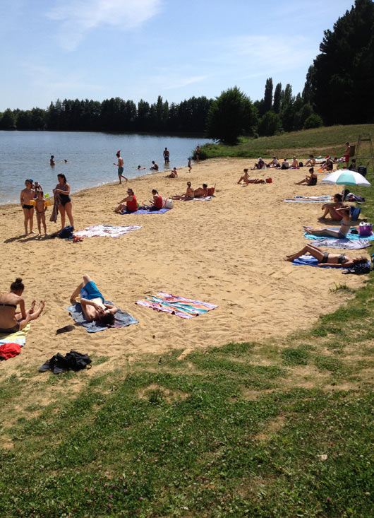 beaches in the bocage